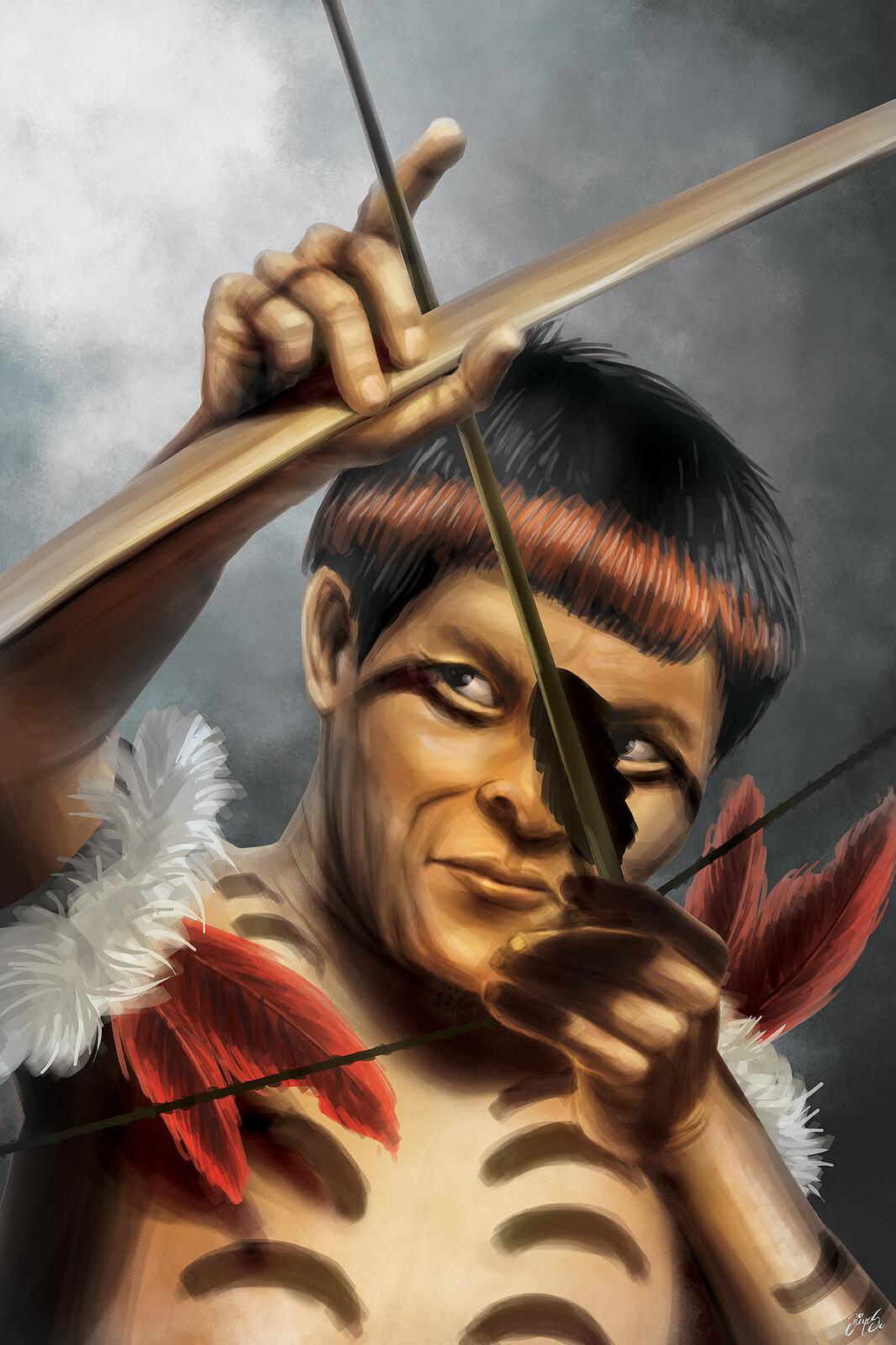 Game character - Hunter