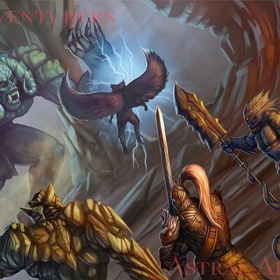 Anton tolstobrov monster battle