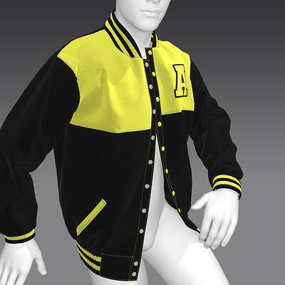 Marcio molezini bomber jacket 06