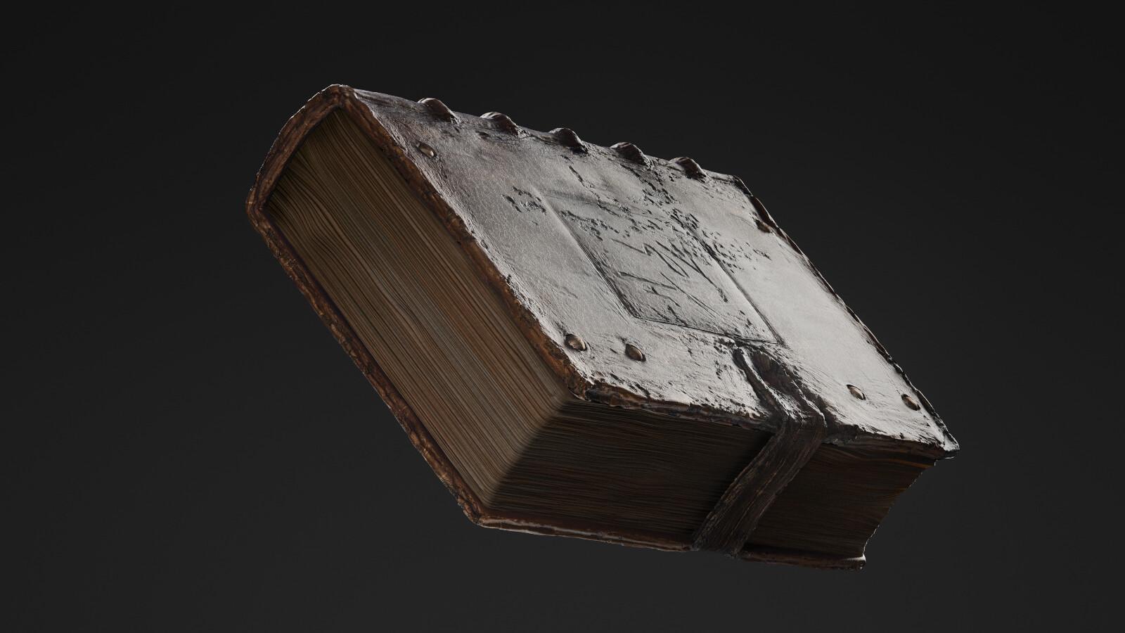 Generic old book