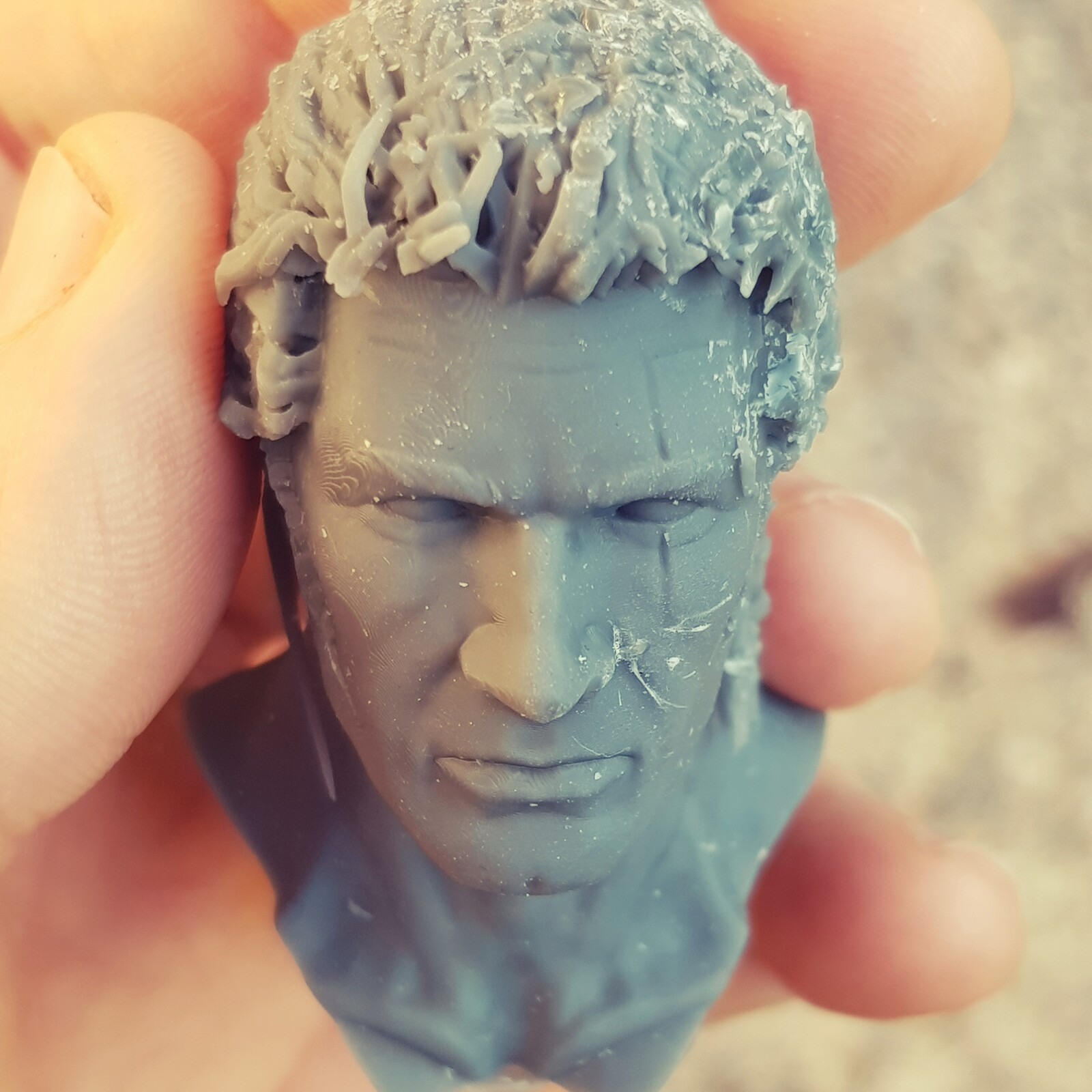 3D printed with Anycubic Photon