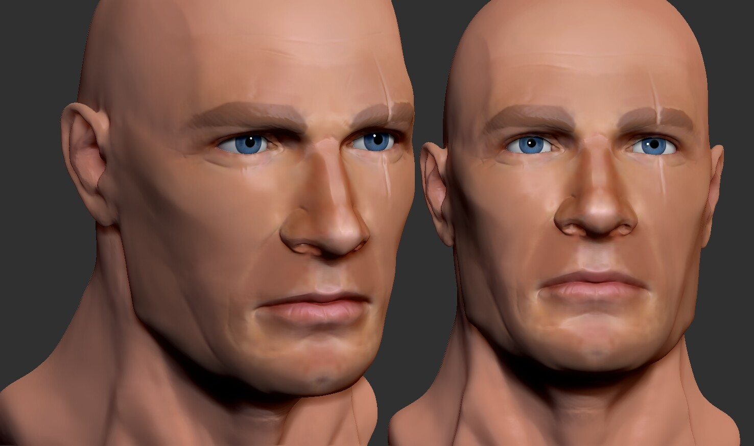 Zbrush preview render