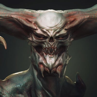 Antar demoniosonriente