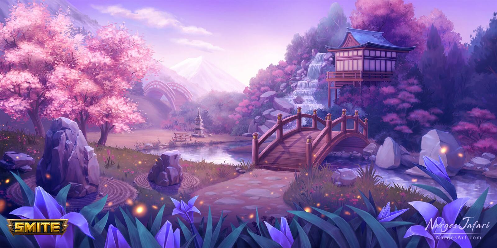 Japaneses Garden
