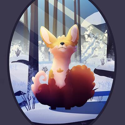 Yann faure fox