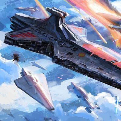 Vitaliy ostaschenko star wars battle 6