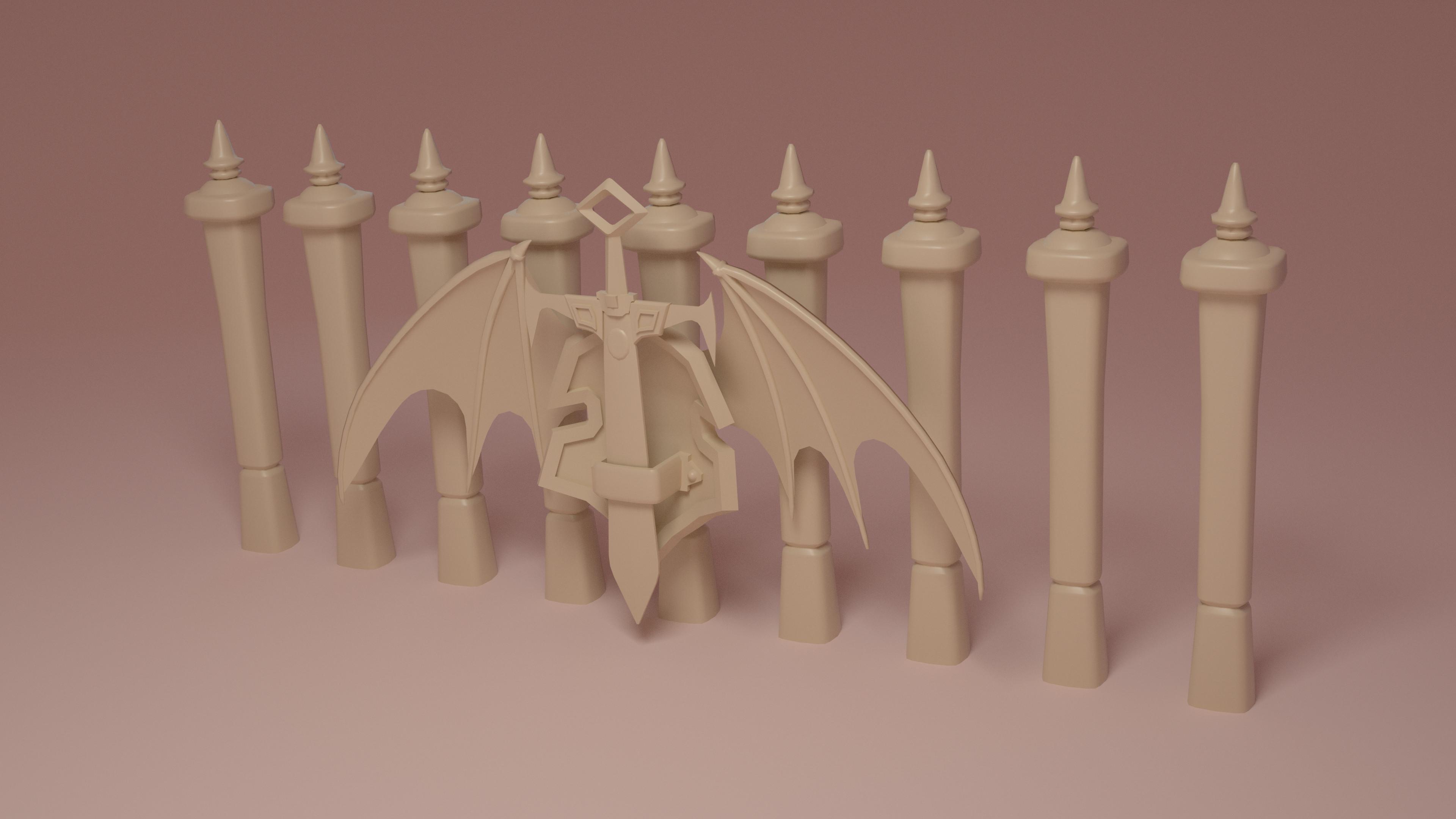 Skylanders Imaginators Combat Gate