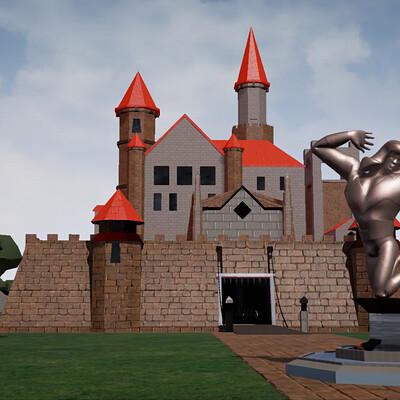 Fernando alvares castle