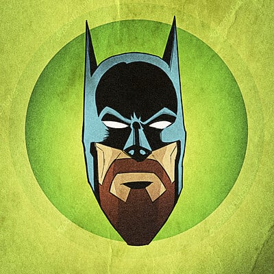 Martin fischer heroes batman