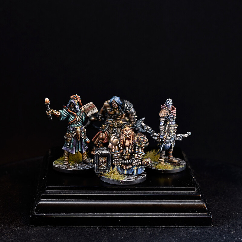 Hero Party for RPG and BG - CCA003 - 22€