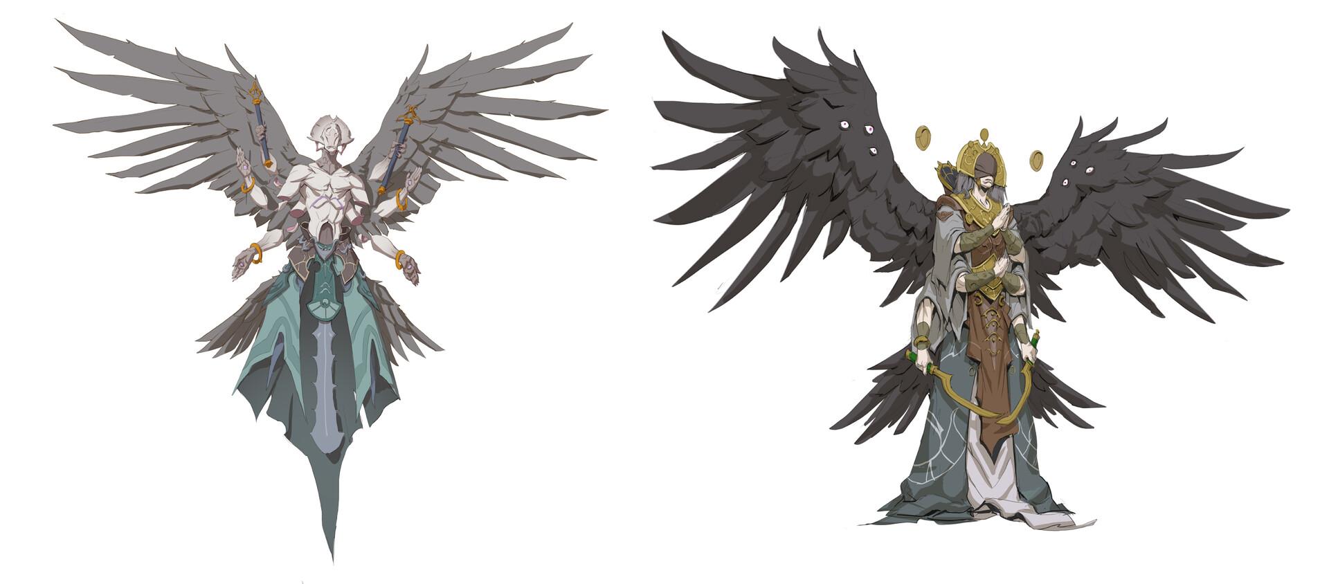 Jordy knoop angel of death flats