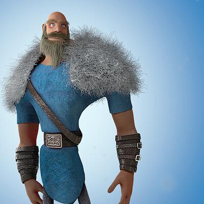 Daniel jonsson viking
