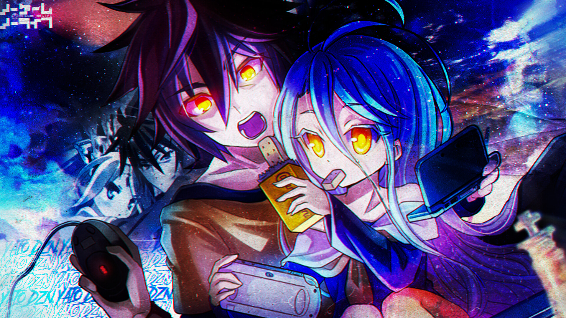 Artstation No Game No Life Yato Dzn