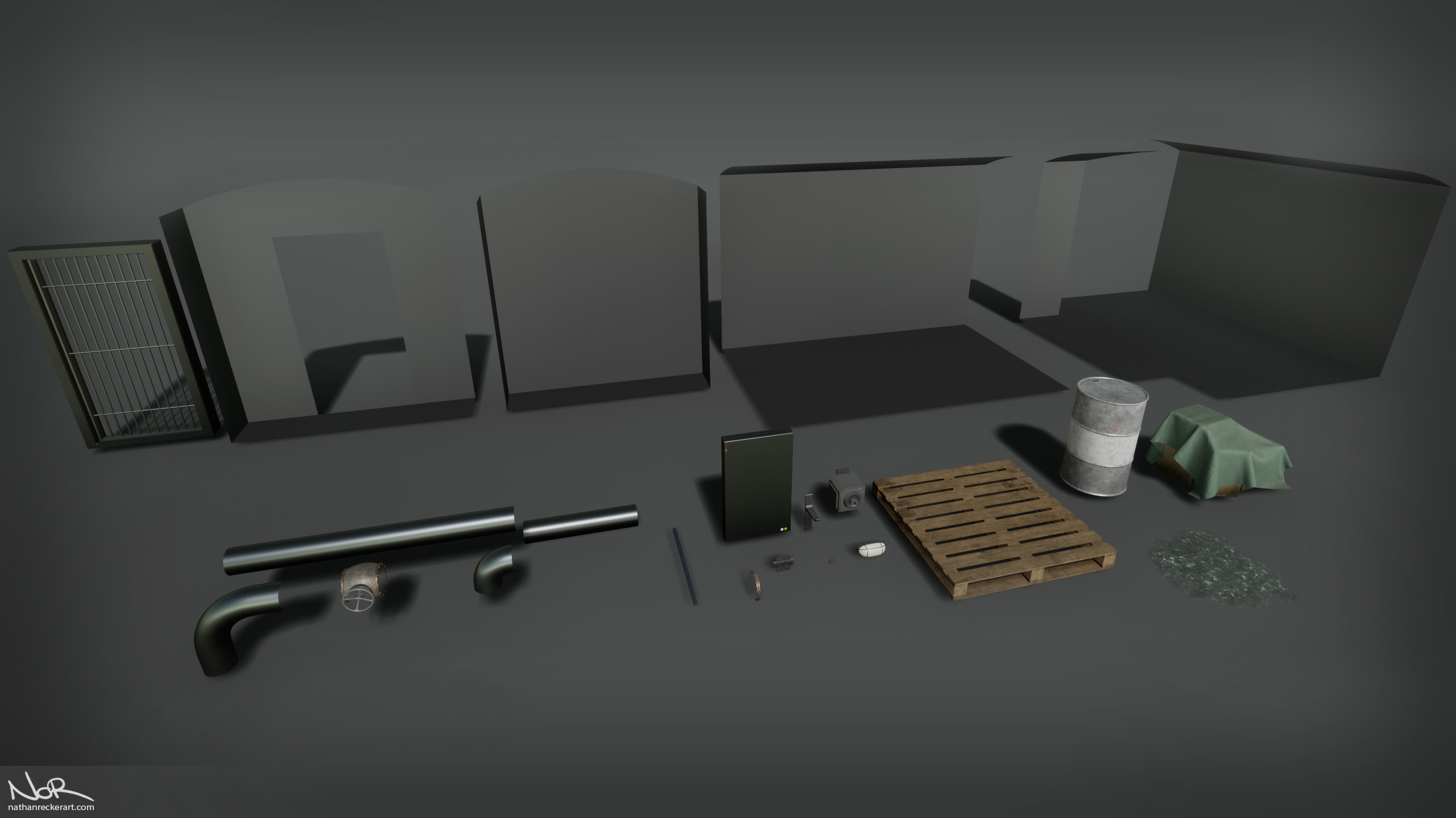 Semi-Materialised Assets