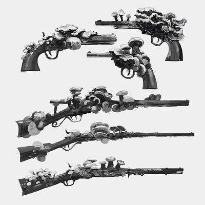 Attila gerenyi colt sketches full