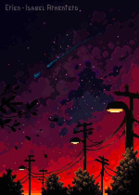 Pixel illustration #23