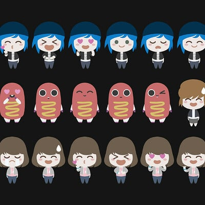 Jan wah li jan wah li lis emoji
