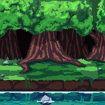 Tolunay genc forest1