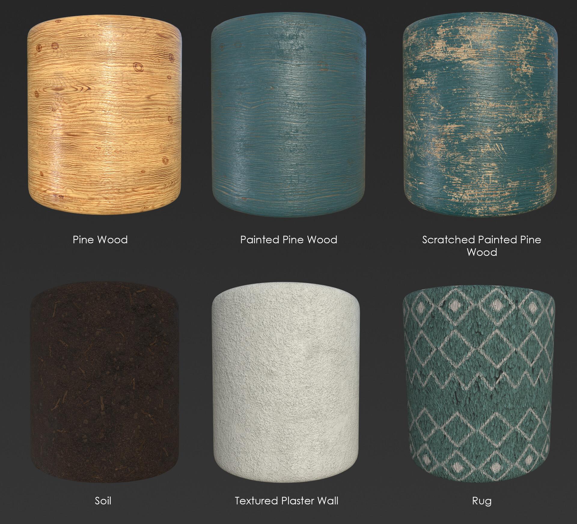 Litha bacchi materials