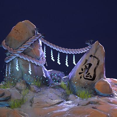 Oni - Environment