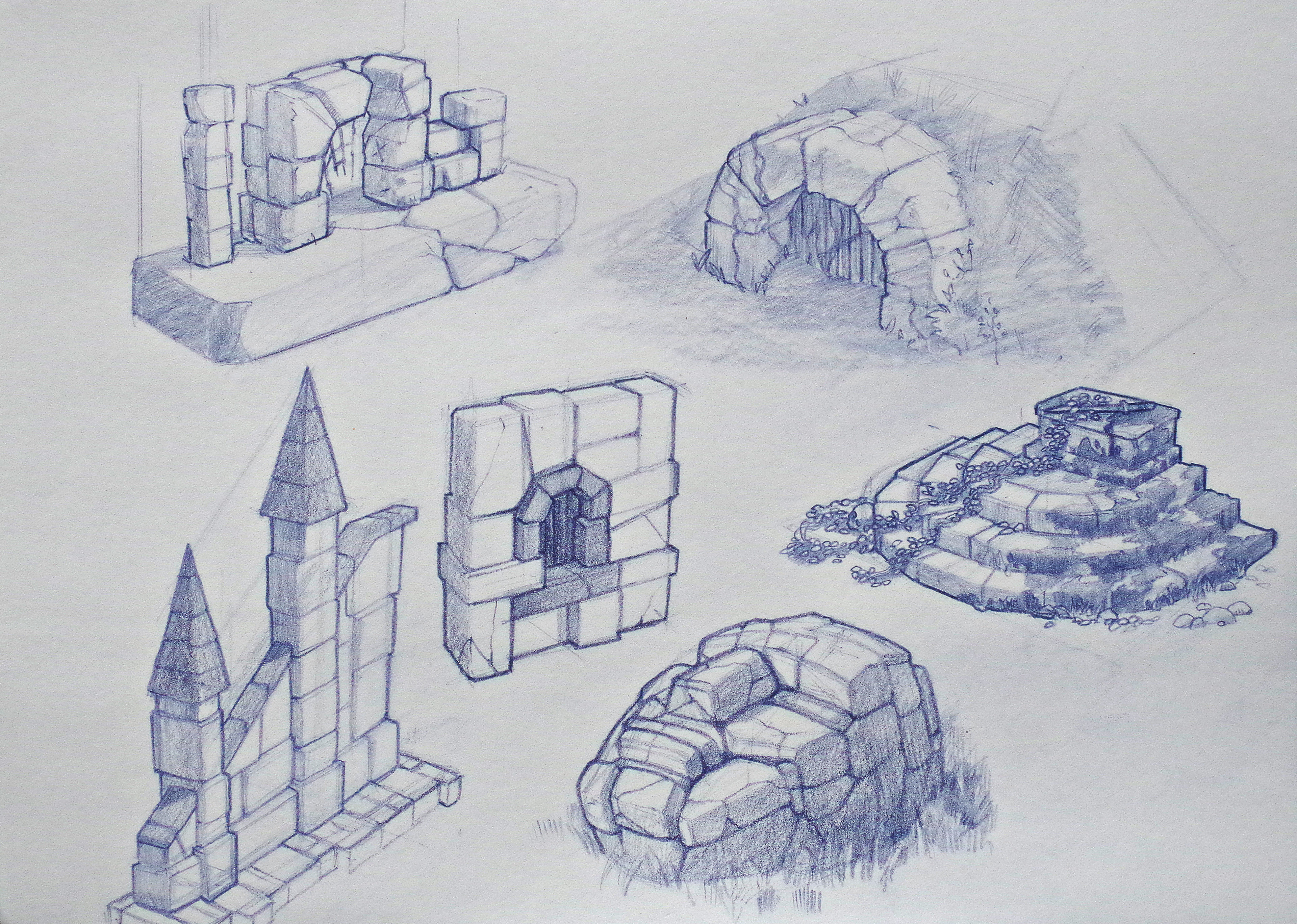 architecture ideation