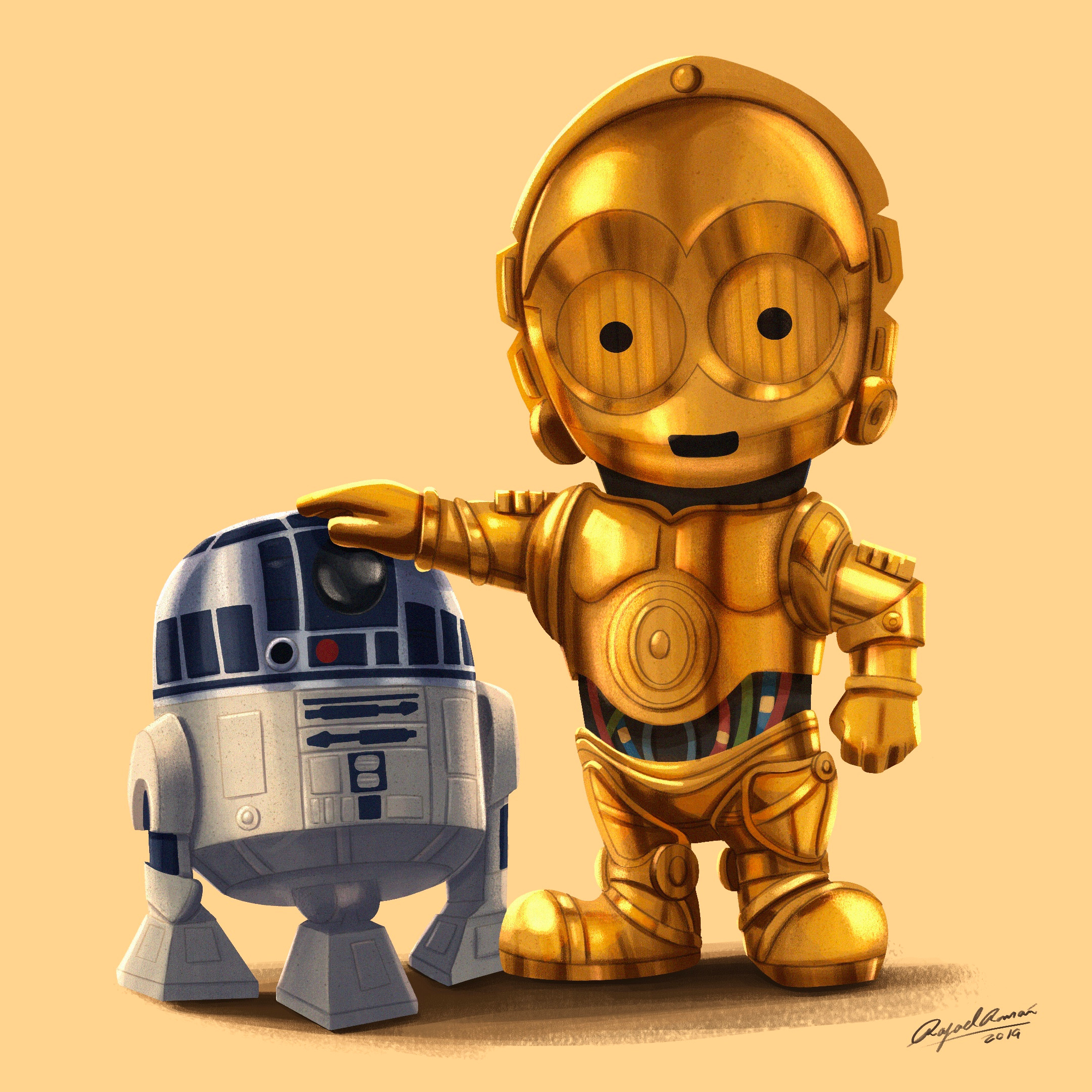 Day 12: Droid!