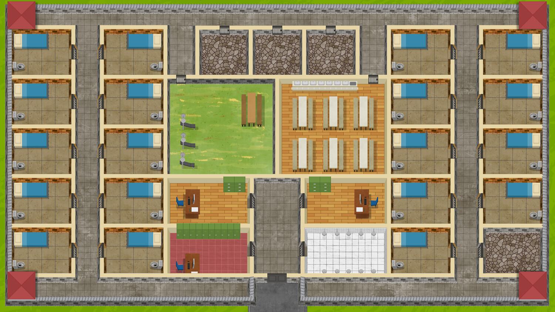 Prison game design