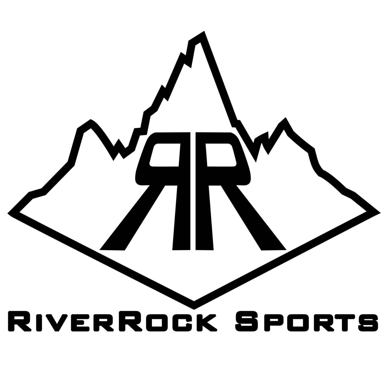 Final iteration of the RRSM logo (Black version)