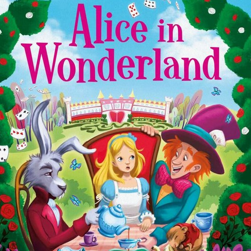 """Alice in Wonderland"" by ©Igloo Books"