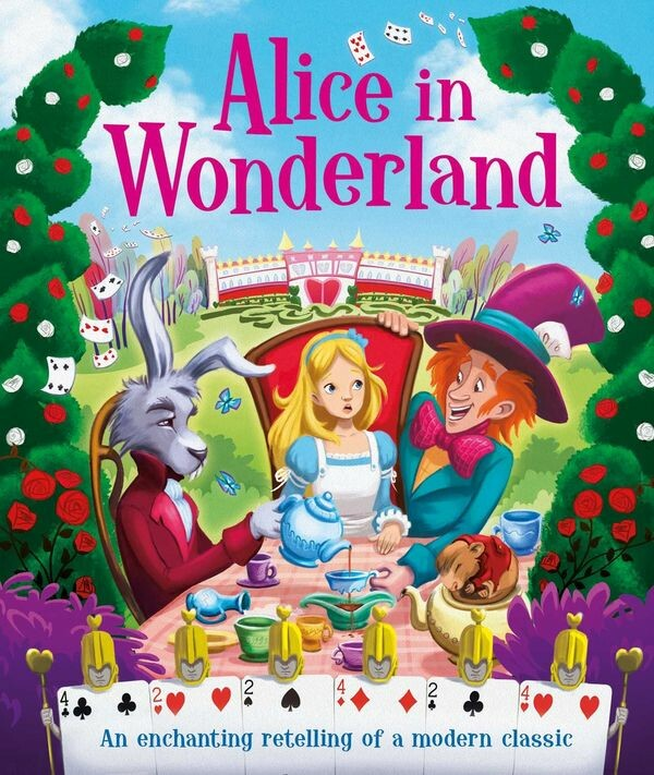 An enchanting retelling of a modern classics!!!