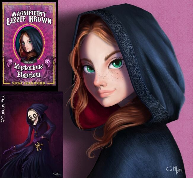 """The Magnificent Lizzie Brown and the Mysterious Phantom""