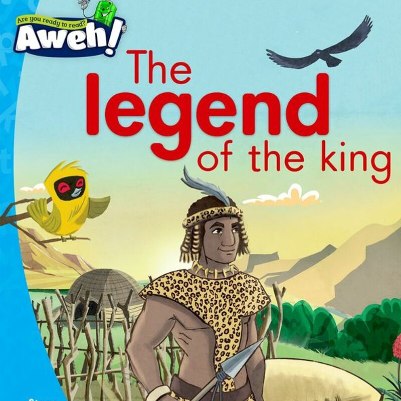"""The legend of the king"" by ©OUP Southern Africa"