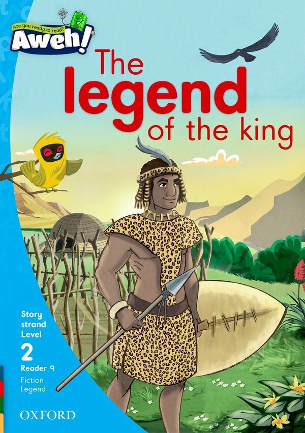 """The legend of the king"" 