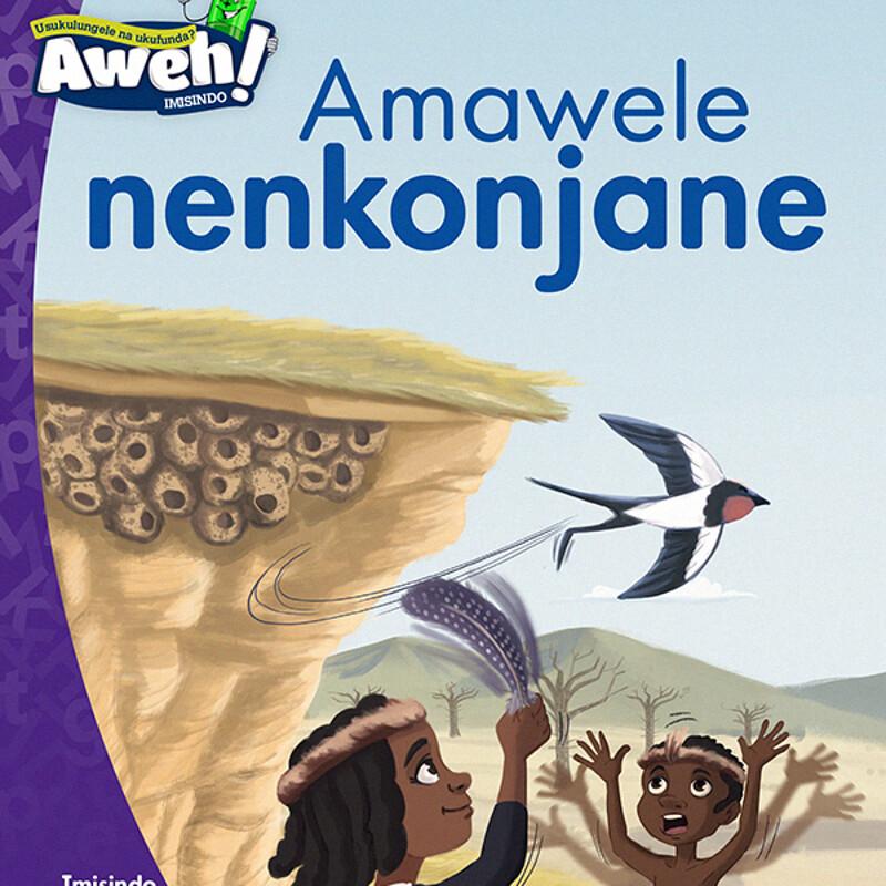 """Amawele nenkonjane"" by ©OUP Southern Africa"