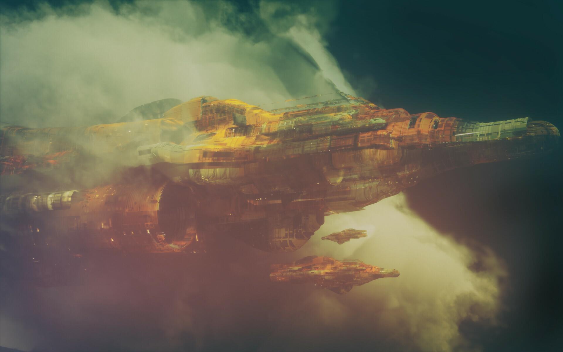 Ghost Fleet of Athen Roo