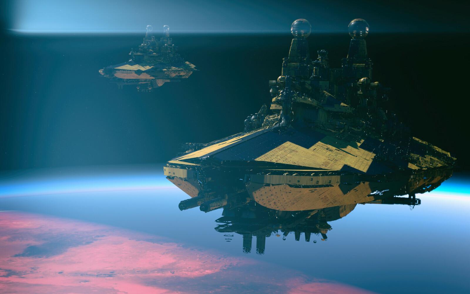 Star Destroyer Wren