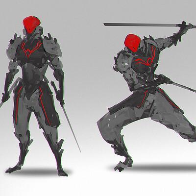 Benedick bana ninja z lores