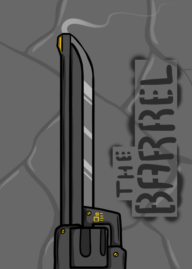 "Blade ""The Barrel"""