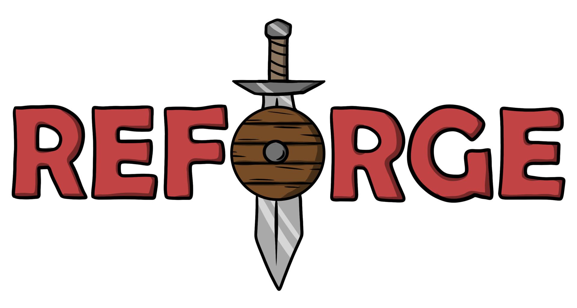 Sam donez reforge logo v3