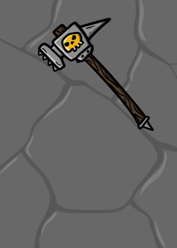 """Gadget """"Deforge Hammer"""""""