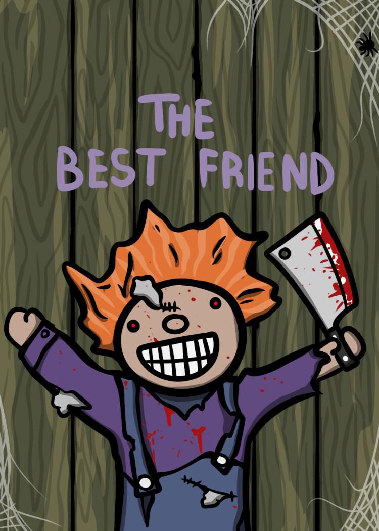 """Blade """"The Best Friend"""""""