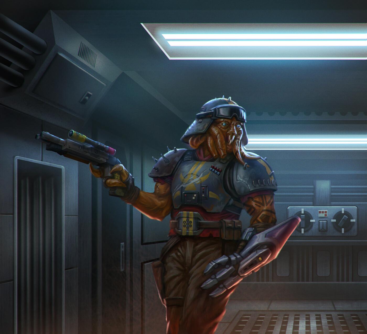 Chuck | Star Wars Destiny - Covert Missions