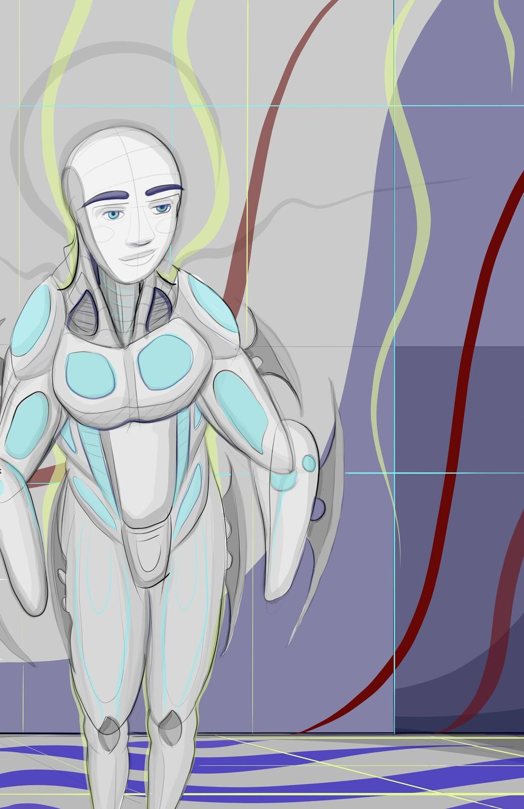 robot scythe