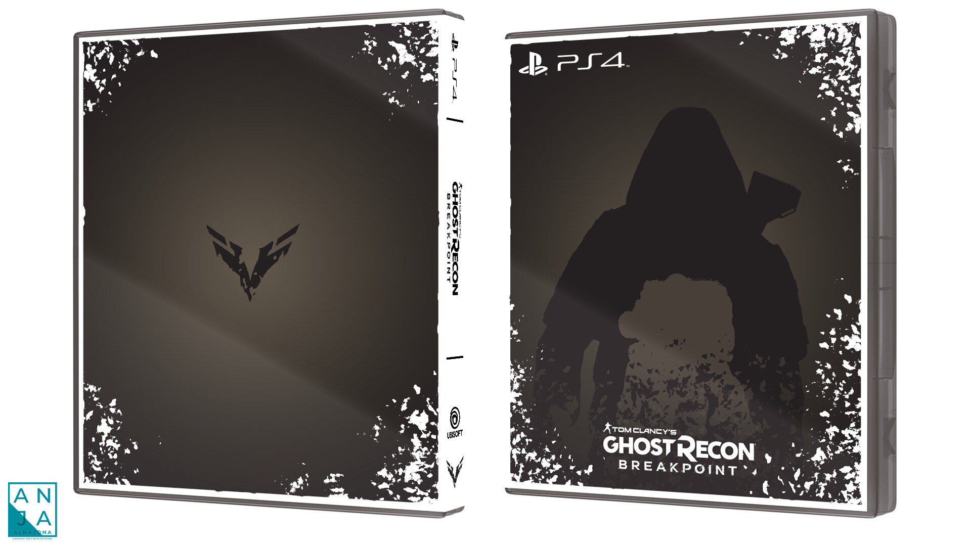 Ghost Recon Breakpoint - Only on PlayStation Inspired Cover