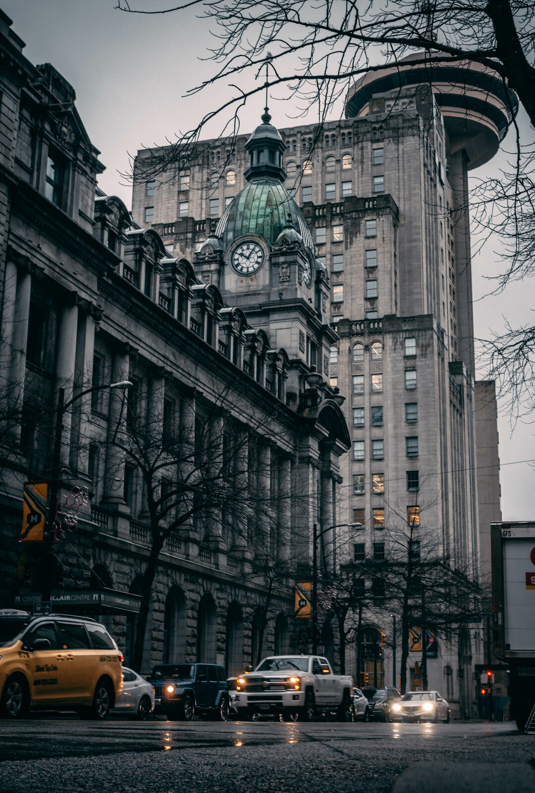 Streets of Vancouver
