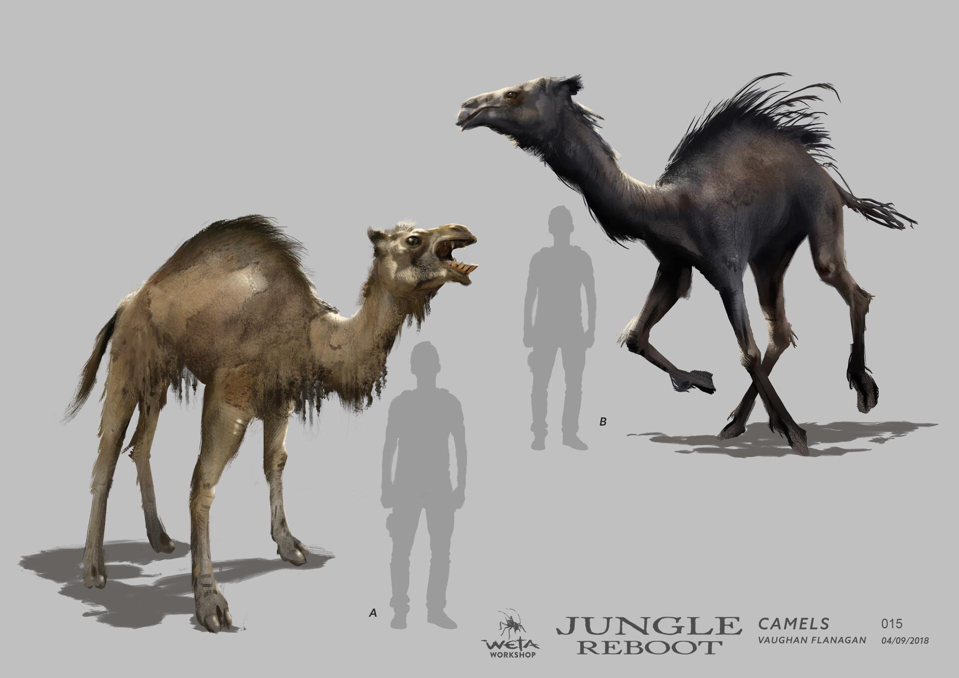 Weta workshop design studio 015 jr camels 1 vf