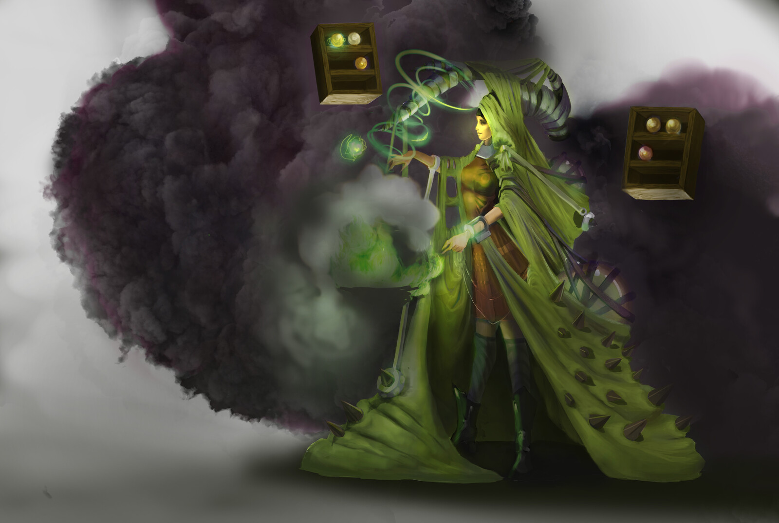 Alchimia: Malleus Maleficarum