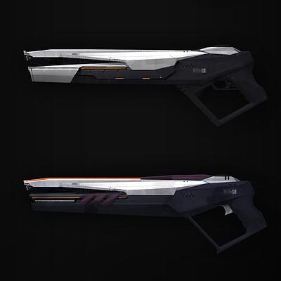 Alex twin weapon 01