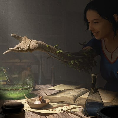 Stephen stark alchemist small