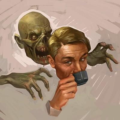 Remi jacquot zombie2